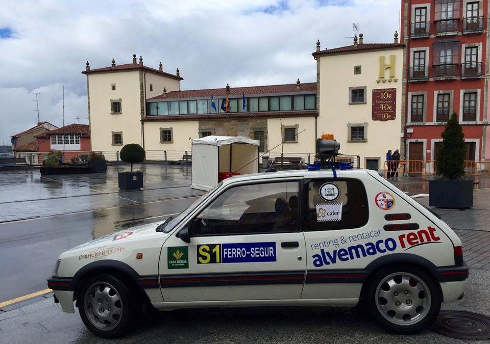 Colaborando con la 36 Edición Rally Villa de Tineo.