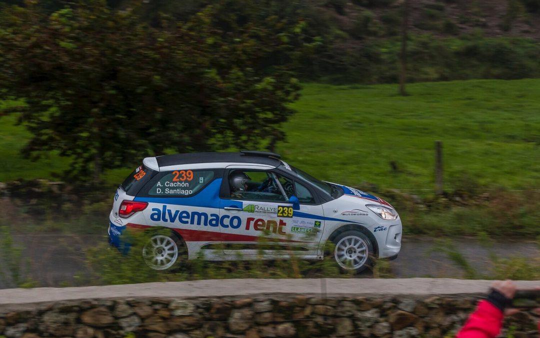 DEBUT ALVEMACO SPORT EN EL RALLY DE LLANES 2017